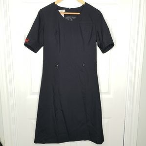 Air Canada Fight Attendant Dress 6 Tall